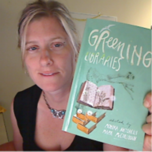 New book: Greening Libraries