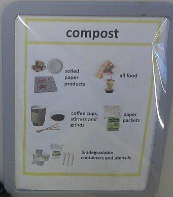 compost bin JHU
